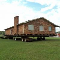 Brick masonry office relocation in King, NC