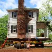 Relocation of 3 houses in Pittsboro, NC