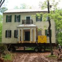 Pittsboro NC Foundation Moving