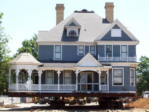 The cost to move a house can vary a lot depending on the distance of moving and rigging needed